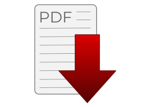Download-Icon PDF