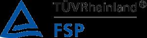 Logo TÜV Rheinland FSP